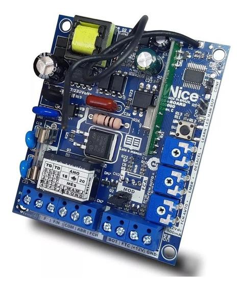 Central Eletrônica P/ Motor De Portão S-board 1000 Peccinin