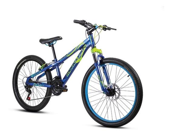 Bicicleta Mercurio Striker Rodada 24