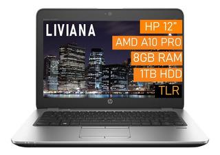 Notebook Hp A10 1tb Hdd 8gb Ram Win10 Pro Ati R6 12a1 Cuotas