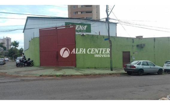 Galpão À Venda, 800 M² Por R$ 1.500.000,00 - Parque Amazônia - Goiânia/go - Ga0094