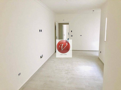 Apartamento Com 3 Dormitórios À Venda, 70 M² Por R$ 369.000 - Vila Pires - Santo André/sp - Ap9250
