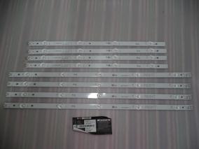 Kit 8 Barra Led Lg 49uj6300 49lj5550 Nc490due-aafx1-41ca
