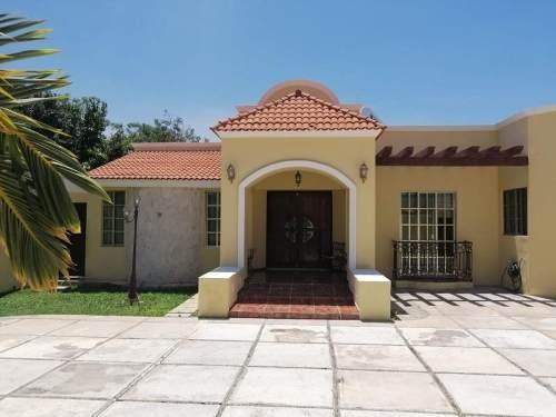 Casa Sola En Venta Montes De Ame