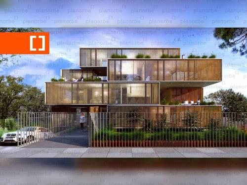 Venta De Apartamento Obra Construcción 3 Dormitorios En Carrasco, 6110 Alberdi Unidad 202