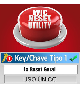 Key/chave Tipo 1 Para O Software Wicreset (1 Reset Geral)