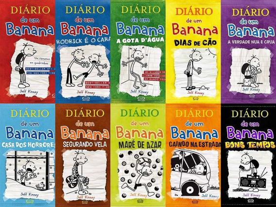 Diario De Um Banana - Vol 1 Ao 10 - Capa Dura - Jeff Kenney