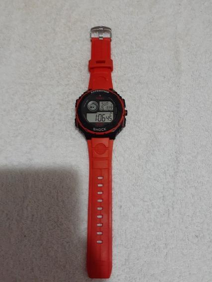 Relogio Timex Expedition Shock Modelo T49984 Nunca Usado