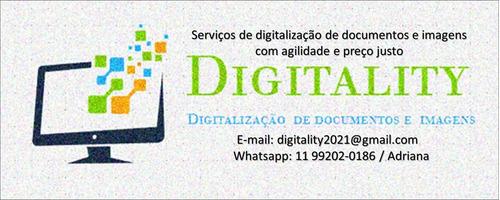 Digitalização De Documentos