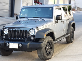 Jeep Wrangler 3.6 Unlimited Sahara 4x4 At 2014
