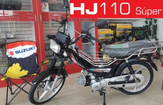 Haojue Hj110 Cc Super
