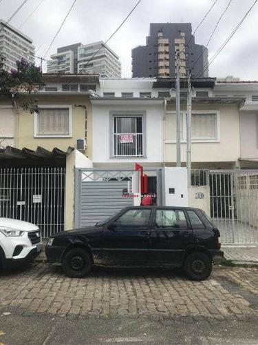 Imagem 1 de 10 de Casa À Venda, 113 M² Por R$ 750.000,00 - Chácara Santo Antônio (zona Sul) - São Paulo/sp - Ca0299