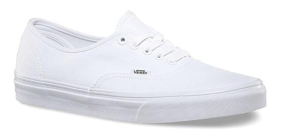 Tenis Vans Authentic True White Original Vn000ee3w00