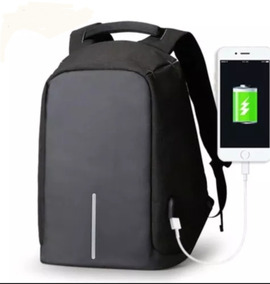 Mochila Notebook Anti Furto Roubo Unisex Tablet iPad Usb