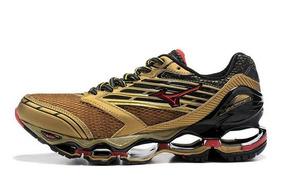 Tênis Mizuno Prophecy 5 Golden Runner