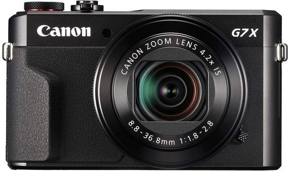 Câmera Canon G7x Mark Ii C/ 20.1 Mp, 8 Fps, Em São Paulo.