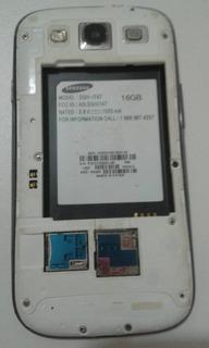 Samsung S3 Modelo Sgh-i747 Pantalla Dañada