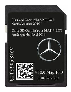 Tarjeta Gps Mercedes Benz Ultima Version Gramin Map