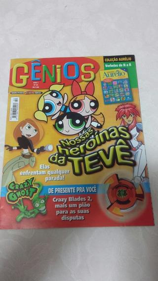 Revista Gênios Ano 1 Número 50