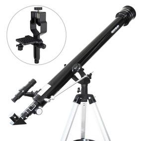 Telescópio Greika 900mm + Adaptador Câmera Fotográfica