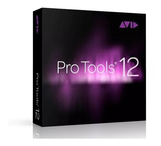 Avid Pro Tools 12+11+10 Vitalicio Sem Ilok 12x Sem Juros