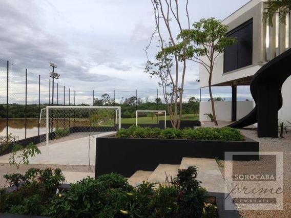 Casa Com 4 Dormitórios À Venda, 800 M² Por R$ 4.510.000,00 - Parque Reserva Fazenda Imperial - Sorocaba/sp - Ca0017