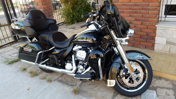 Harley-davidson Ultra Limited Low