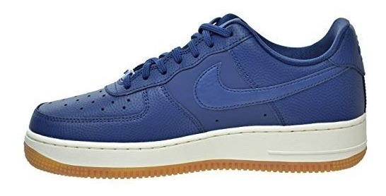 Tênis Nike Air Force 1 07 Azul