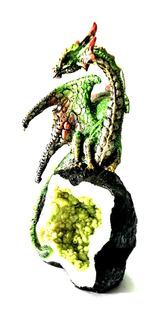 Bello Dragon Del Bosque - Envio Gratis