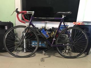 Bicicleta Rutera De Carbono Giant R28 Vendida