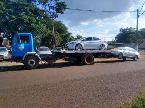 Caminhão Mercedes-benz 1214 Ano 1998/ Batatais Caminhões