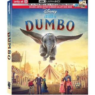 Dumbo 2019 4k + Blu-ray + Digital Hd Target Exclusive