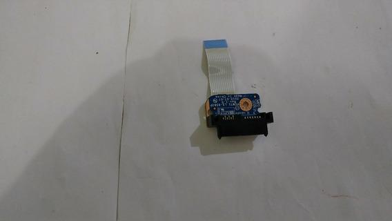 Placa Conector Sata C/ Flat Driver Gateway Pew9 Cod.423