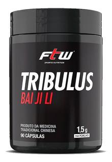 Tribulus Bai Ji Li - 90 Capsulas - Ftw