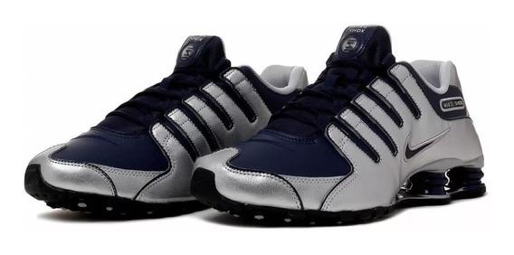 Tenis Nike Shox Nz 39 Original Usado 1 Vez