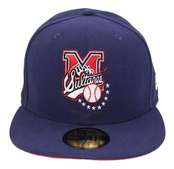 Gorras Originales New Era Lmb Sultanes Monterre 59fifty