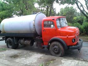Camion Con Equipo Atmosferico - Mercedes 1114 (mod 81)