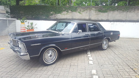 Ford Galaxie Landau 1981 V8 Gasolina