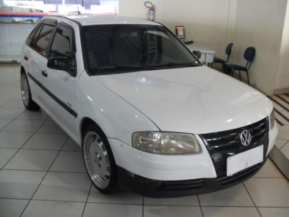 Volkswagen Gol G4 Power 1.6 Mi 8v Total Flex, Dnq1683