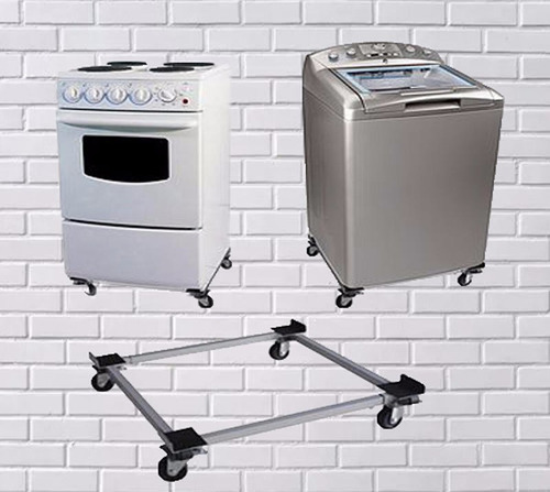 Bases Regulables Para  Cocina .lavadora  Frigider