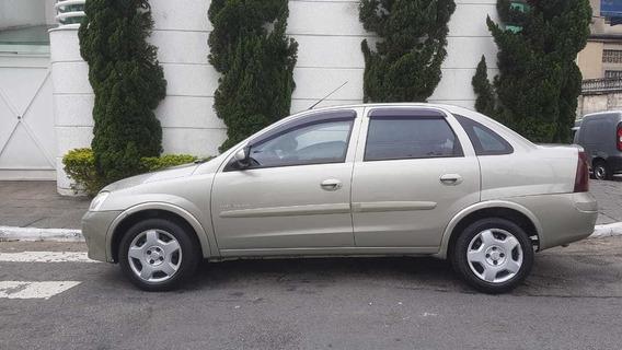 Chevrolet Corsa Sedan Premium 1.4 Flex 2010 Completo 2ª Dono