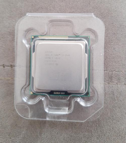 Processador Intel 1155 Core I5-2400 3.10ghz 2ª Geração