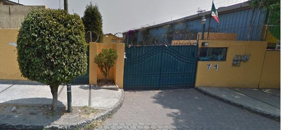 Casa En Condominio En Remate Zona Tlalpan