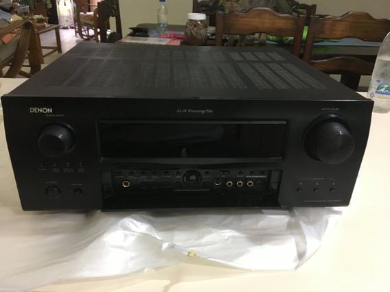 Denon Avr-3808ci 7.1-channel Multizone Home Theater Receive