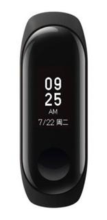 Relogio Xiaomi Mi Band 3 Smartwatch Para Android Ios - Preto