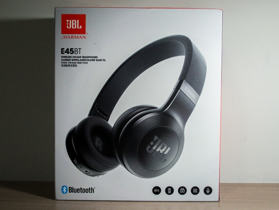 Headphone Jbl E45bt