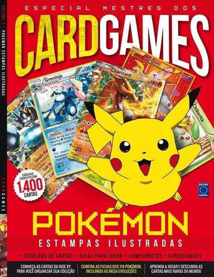 Especial Mestres Dos Cardgames - Pokemon