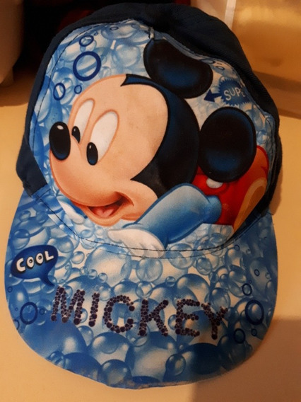 Gorro Viscera Mickey Disney