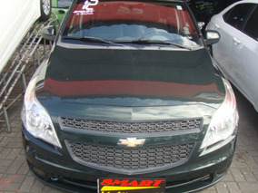 Chevrolet Agile 1.4 Lt 5p 2012/2012 Verde