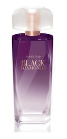 Perfume Mary Kay Black Diamonds Importado Amadeirado 60 Ml