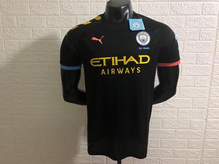 Camisa Do Manchester City 19-20